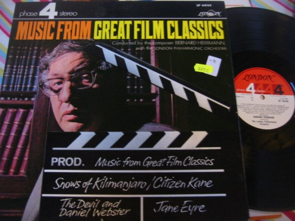 SP 44144 - HERRMANN - GREAT FILM CLASSICS R 2252