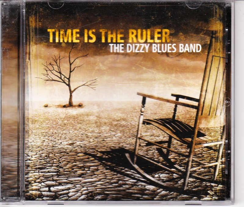 THE DIZZY BLUES BAND - TIME IS THE RULER - 10 TRACK