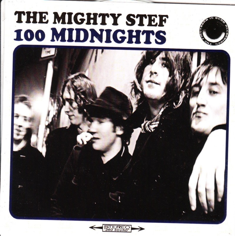 THE MIGHTY STEF - 100 MIDNIGHTS - 13 TRACKS