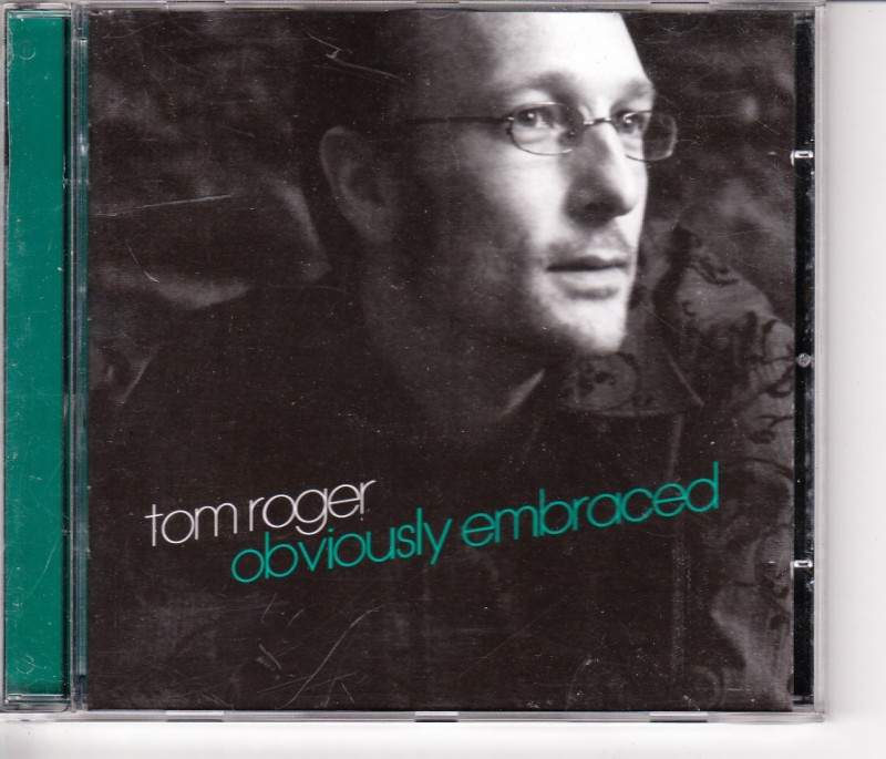 TOM RODGER - OBVIOUSLY EMBARACED - 12 TRACKS