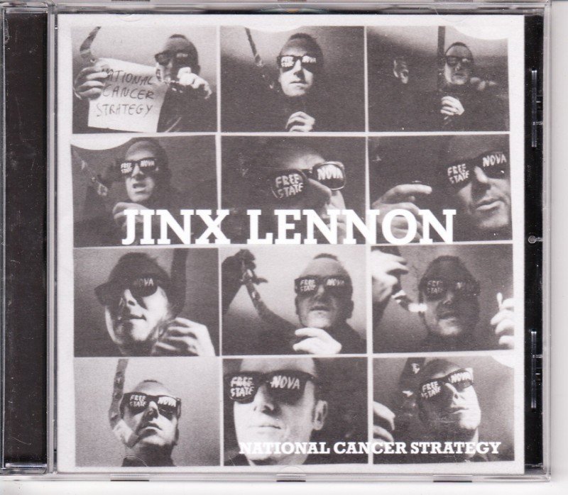 JINX LENNON - NATIONAL CANCER STRATEGY - 13 TRACKS