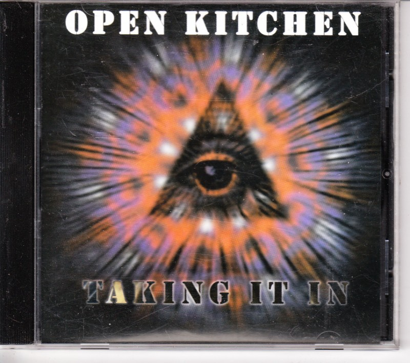 OPEN KITCHEN - TAKING IT IN - 11 TRACK