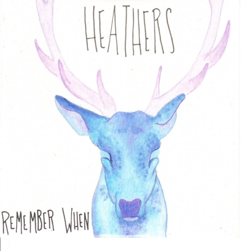HEATHERS - REMEMBER WHEN - 1 TRACK
