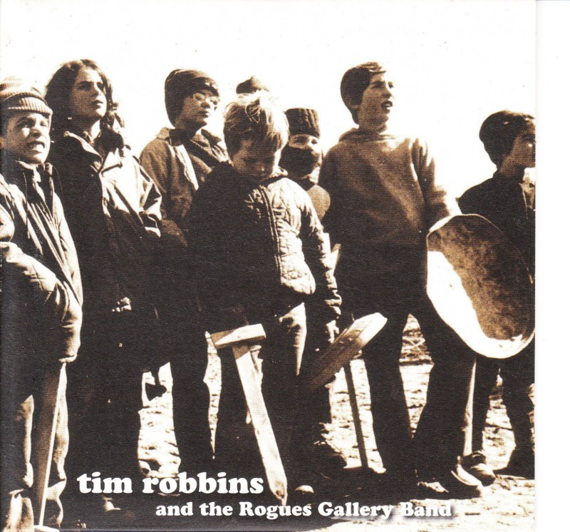 TIM ROBBINS & ROGUES GALLERY - 9 TRACK PROMO