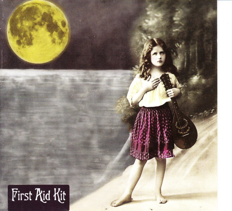 FIRST AID KIT - BIG BLACK & BLUE - 11 TRACK