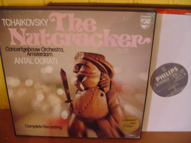 PHILIPS - TCHAIKOVSKY - THE NUTCRACKER - DORATI - 15