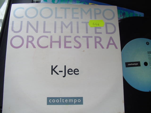 COOLTEMPO UNLIMITED ORCHESTRA - K - GEE