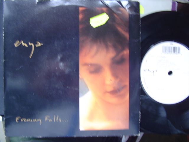 ENYA - EVENING FALLS - WEA 1988