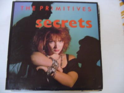 THE PRIMITIVES - SECRETS - RCA 1989