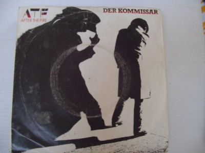 AFTER THE FIRE - DER KOMMISSAR - CBS 1981