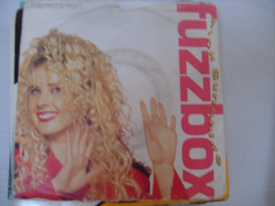 FUZZBOX - PINK SUNSHINE - WEA 1989