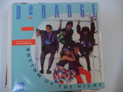 DeBARGE - RHYTHM OF THE NIGHT - GORDY 1985