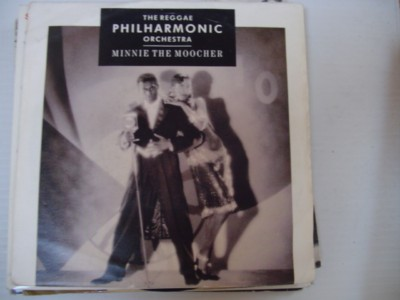 REGGAE PHILHARMONIC - MINNIE MOOCHER - MANGO 1988