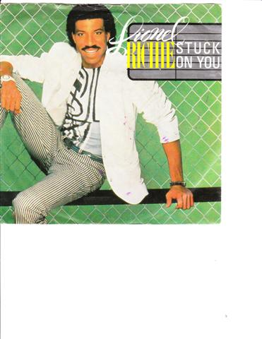 LIONEL RICHIE - STUCK ON YOU - MOTOWN