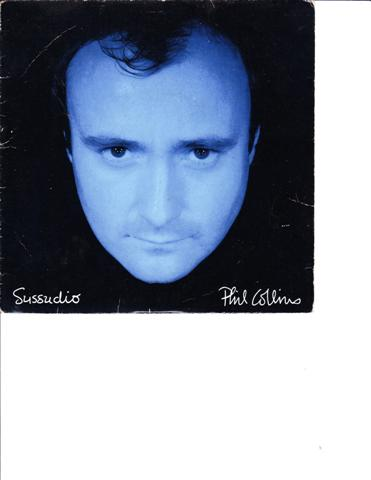 PHIL COLLINS - SUSSUDIO - VIRGIN