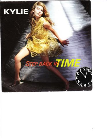 KYLIE MINOGUE - STEP BACK IN TIME - PWL