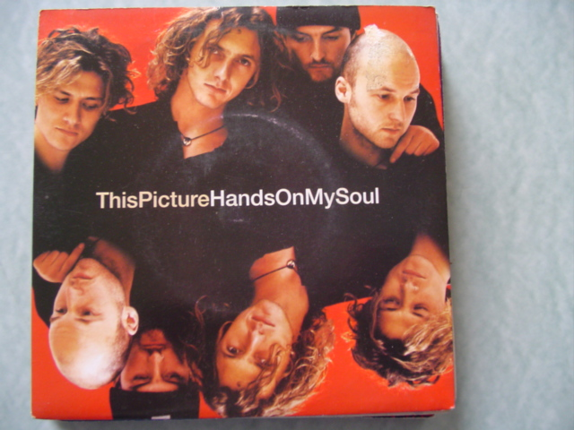 THIS PICTURE - HANDS ON MY SOUL - BMG