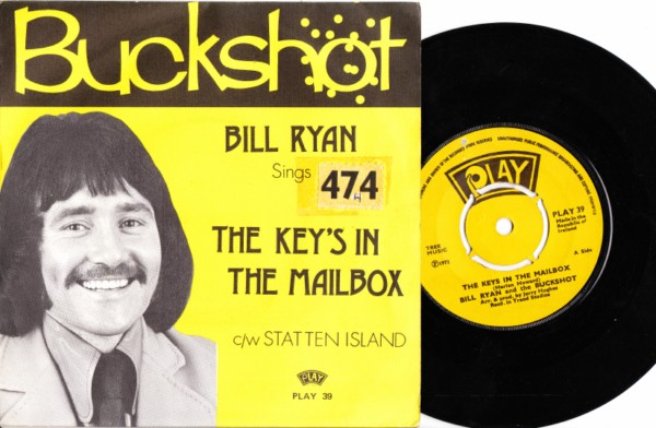 PLAY 039 - Bill Ryan & Buckshot 1972
