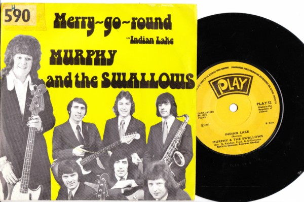 PLAY 052 - Murphy & the Swallows - 1973 P/S