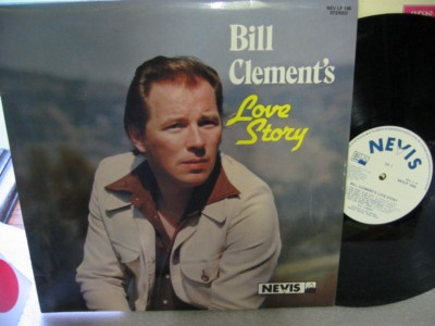 Bill Clements - Love Story - Nevis Records Signed
