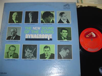 VARIOUS - THE NEW SOUND OF DYNAGROOVE - RCA 6