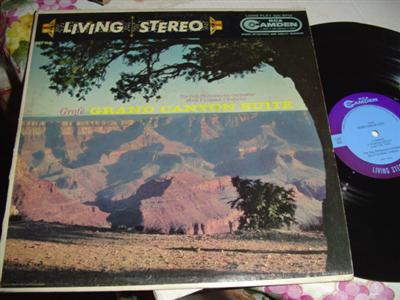 GROFE - GRAND CANYON SUITE - FIEDLER { RCA 245