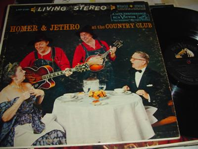 HOMER & JETRO - COUNTRY CLUB { RCA 286