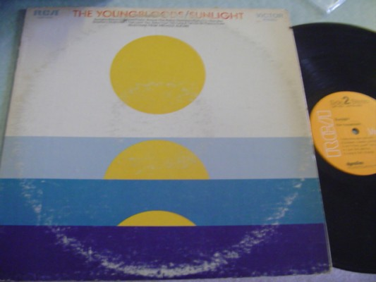 YOUNGBLOODS - SUNRISE - RCA 1971
