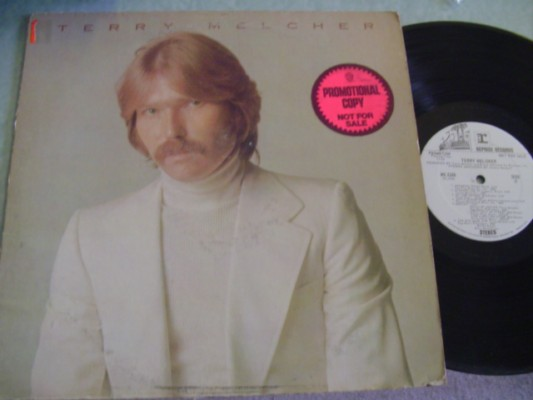 TERRY MELCHER - SELF TITLE - WARNER PROMO