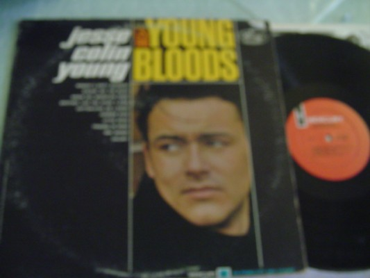 YOUNGBLOODS - JESSE COLIN YOUNG - MERCURY