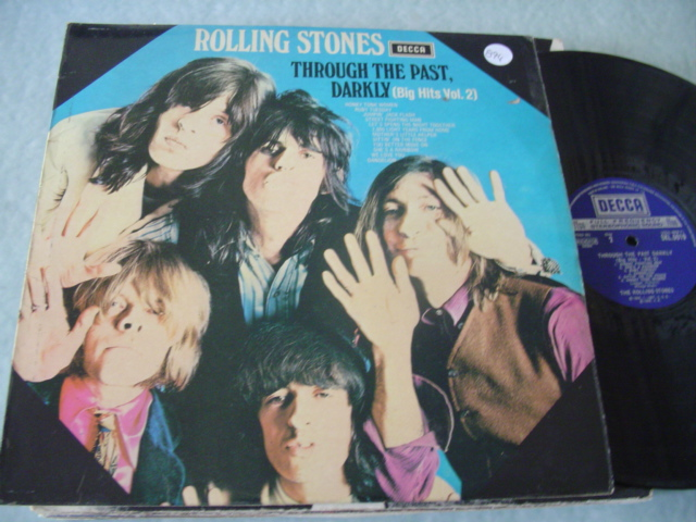 ROLLING STONES - THROUGH THE PAST DARKLY 2 - DECCA