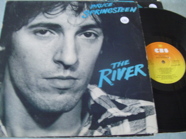 BRUCE SPRINGSTEEN - THE RIVER - CBS IRISH PRESS