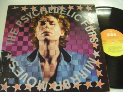 THE PSYCHEDELIC FURS - MIRROR MOVES - CBS { AF 633