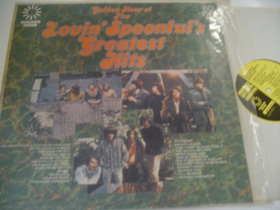 THE LOVIN SPOONFUL - GREATEST HITS - GOLDEN HOUR { AF 634