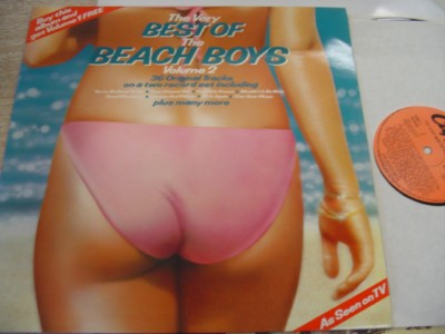 THE BEACH BOYS - VERY BEST OF - CAPITOL { AF 659