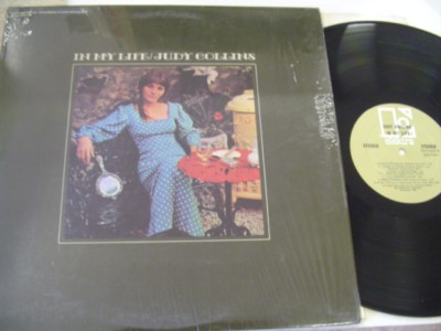 JUDY COLLINS - IN MY LIFE - ELEKTRA GOLD { F 290