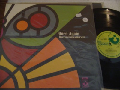 BARCLAY JAMES HARVEST - ONCE AGAIN - HARVEST { 782