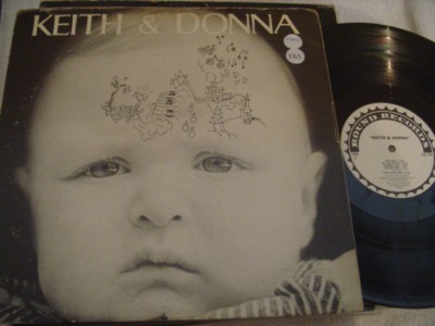 KEITH & DONNA GODCHAUX - SELF TITLE - ROUND { 785