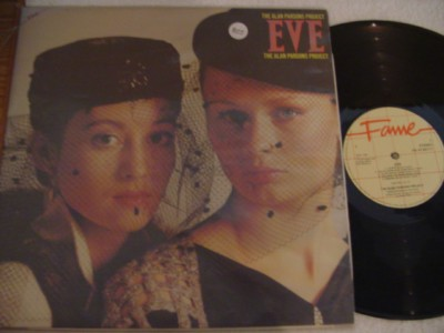 ALAN PARSONS PROJECT - EVE - FAME { 825