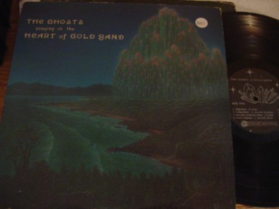 KEITH & DONNA GODCHAUX - GHOSTS - GOLD BAND WHIRLED { 852