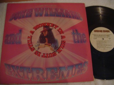 DUKE WILLIAMS EXTREMES - MONKEY IN SUIT - CAPRICORN { 871