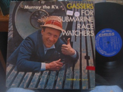 MURRAY THE K - SUBMARINE RACE WATCHERS - CHESS { AF 918
