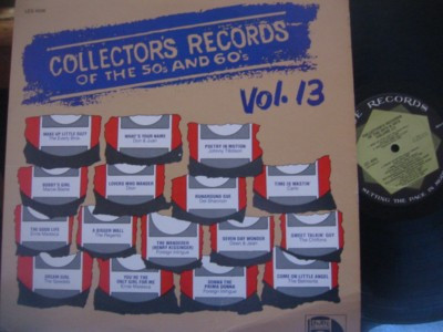 VARIOUS ARTISTS - COLLECTORS RECORDS 50 & 60s - LAURIE { 925