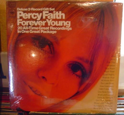 Percy Faith - Forever Young - Columbia 2LP - Sealed Unopened USA