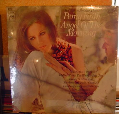 Percy Faith - Angel of the Morning - Columbia - Sealed USA