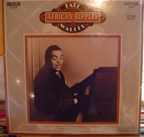 Fats Waller - African Ripples - RCA 1969 - Sealed Unopened