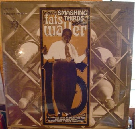 Fats Waller - Smashing Thirds - RCA 1968 - Sealed Unopened