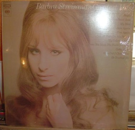 Barbara Streisand - Greatest Hits - Columbia Sealed 1970s