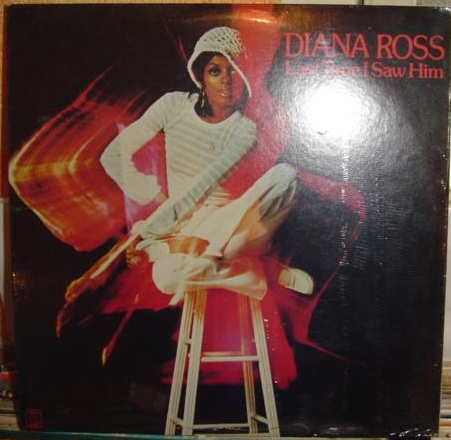 Diana Ross - Last Time I saw him - Motown - sealed unopened 19