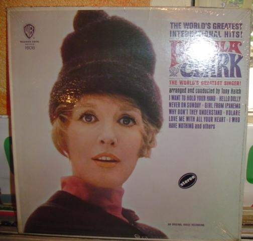 Petula Clark - World Greatest International - Warner Sealed 1960